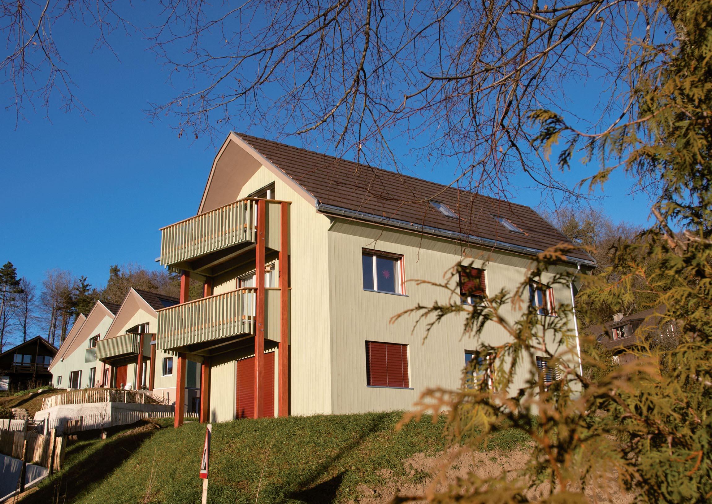 Haus von Projekt Gempen